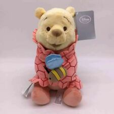 Disney Babies Winnie the Pooh Baby in a Blanket Plush Doll toy Gift new