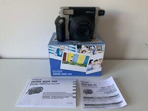 Fujifilm Instax Wide 300 Camera FAULTY