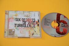 DREAM THEATER 2CD AUCUN LP SIX DEGREES OF INNER TURBULENCE 1°ST ORIG GERMANY