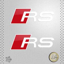 STICKER  AUDI RS LINE S A3 A4 A6 Q5 R8 VINILO PEGATINA DECAL AUTOCOLLANT ADESIVO