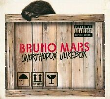BRUNO MARS UNORTHODOX 5 BONUS TRACTS YOUNG GIRLS OLD & CRAZY MOONSHINE NATALIE