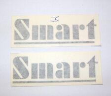 FIAT UNO SMART/ KIT ADESIVI ESTERNI MARRONE/ BROWN LATERAL STICKERS SET