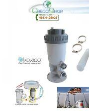Dosatore automatico di cloro a pasticche esterno per piscina Kokido - KlorIn