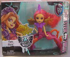 Monster High Flara Blaze Doll Fright-mares Horse Creature Mattel DJF13
