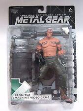 Vulcan Raven ~ Metal Gear Solid ~ 1999 McFarlane Toys ~ Sealed Figure