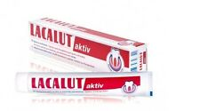 LACALUT ACTIVE TOOTHPASTE BLEEDING GUMS STOPS PREVENTS PERIODONTITIS