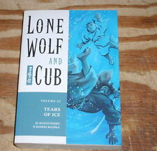 Lone wolf and Cub #23 uncirculated mint 9.8
