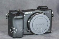 Sony Alpha (E Mount) A6300 24.2MP Digital Camera - Black (Body Only) 900 Clicks