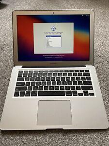 "Apple MacBook Air A1466 13.3"" Laptop 2015 - Latest macOS Big Sur, 256GB Storage"