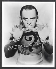 8x10 Photo~ 1960's TV BATMAN ~Frank Gorshin as The Riddler ~Unveiling the mask