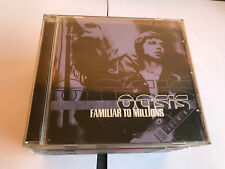 Oasis : Familiar To Millions CD (2001 5055019600500 [T10]