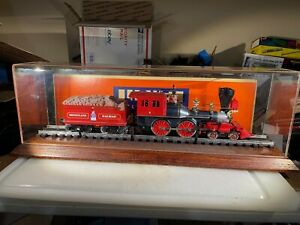 O Lionel Disneyland 35th Anniversary 4-4-0 American Engine Tender Display Case