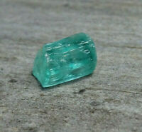 ROUGH EMERALD, NATURAL GREEN 1ct Australian Facet Grade UNTREATED Gemstone