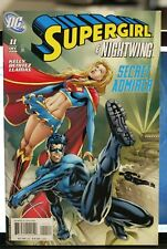 SUPERGIRL #11  DC COMICS (2006)  FIRST PRINT