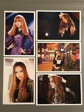 SNSD Jessica Yoona IGAB Postcard Set Official Goods I Got A Boy Girls Generation