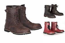 SPADA Pilgrim Grande Waterproof Motorcycle Vintage/Street/Retro Leather Boots