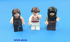 LEGO Prince of Persia 3 Figurines / Figurine Dastan /Tamina / Hassanssin Leader