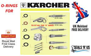 Karcher Pressure Washer O Ring Kit Set. Fits All K Series K1 K2 K3 K4 K5 K6 K7