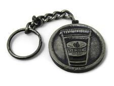 Vintage Keychain: Foreign Brazil Cremalho Indal Metal Nice Quality
