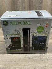 NEW Xbox 360 Elite 120GB With Forza 3 And Halo 3 ODST NIB