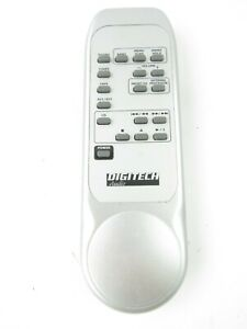 Remote for a DigiTech AA-0470 integrated stereo amplifier