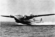 WW2 - Hydravion Boeing B314 de la Pan Am - Trajet Lisbonne- New York le 14.07.41