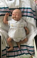Baby Franklin...Newborn Lifelike Handmade Reborn Baby Doll
