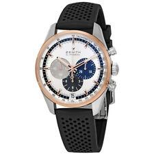 Zenith Chronomaster El Primero Chronograph Automatic Silver Dial Mens Watch