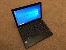 """Acer B113 Laptop, 11.6"""", Windows 10 Pro, i3-3217U @ 1.8GHz, 4GB RAM, 120GB SSD"""