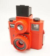HOLGA 120TLR / 120 TLR Twin Lens Reflex Medium Format Film Red Lomo Brand new