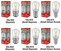 Universal Appliance Pygmy Dimmable Light Lamp Bulbs - 15w 25w E14 B22 B15