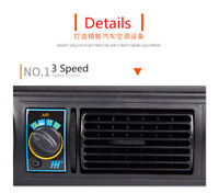 AC Underdash Evaporator For Auto Car Truck Air Conditioner 24V Universal