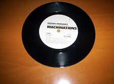 "MACHINATIONS  ""AVERAGE INADEQUACY""         7 INCH 45   1982"