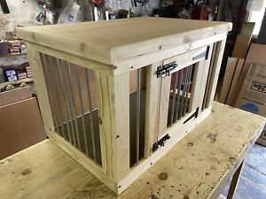 indoor dog kennel 900 Mm Long delivery included depending on post code