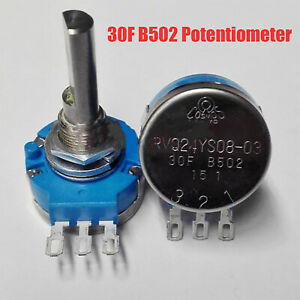 RVQ24YS08-03 30F B502 Potentiometer Effective Angle 45° Electric Scooter Kit NEW