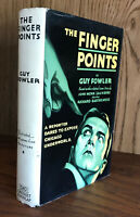 1931 1st Ed. THE FINGER POINTS  photoplay FINE ORIGINAL DJ Fay Wray Clark Gable