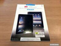 3M 98-0440-5184-9 Vikuiti Portrait Blickschutzfolie für Apple iPad 1 Serien, NEU