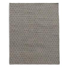 4'x6' Reversible Kilim Hand Woven Flat Weave Pure Wool Oriental Area Rug