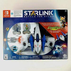 Starlink: Battle for Atlas Starter Pack (Nintendo Switch, 2018) NO GAME StarFox