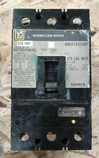 Square D Khp36000M6451 Circuit Breaker Series 2 250A 600V #1318Kw