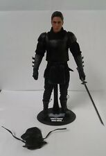 "Custom Hot Toys Batman Begins League of Shadows Bruce Wayne ""Training Suit"""
