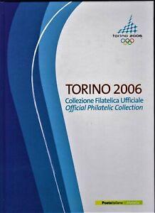 TORINO 2006 OLIMPIADI  FOLDER