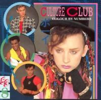 LP-CULTURE CLUB-COLOUR BY NUMBERS -LP- NEW CD