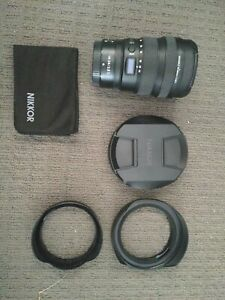 Opened, UNUSED Nikon NIKKOR Z 14-24mm F2.8 S Ultra-Wide Zoom Lens