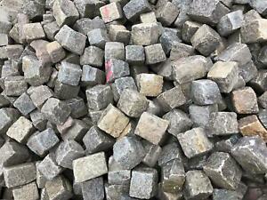 Gebrauchte Pflastersteine aus Granit `rustikal´ im BigBag inkl Lieferung