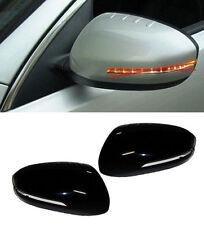 OEM Genuine EB Black LH RH Side Mirror Cover 2p For 2011-2015 Kia Optima : K5