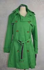 Tommy Hilfiger  size XXL   Hooded Double breasted belted Trench Coat   NWT