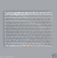 "500 Small Bubble Pouches Envelopes Wrap Bags 2.5"" x 3""_65 x 75mm_Open Top"