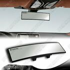 Universal Broadway 240mm Wide Convex Interior Clip On Rear View Clear Mirror