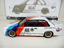 1:18 Minichamps BMW M3 E30 DTM 1987 Calder Pirro #46 NEU NEW